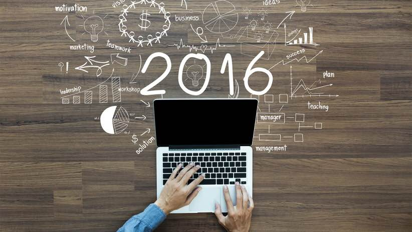 Top 2016 Resolutions for Digital Marketing